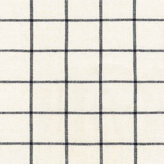 ROBERT KAUFMAN  Essex Yarn Dyed Classic Woven - GRID in NAUTICAL - 55% LINEN, 45% COTTON - by the half-meter - ROBERT KAUFMAN  Essex GRID INDIGO - 55% LINEN, 45% COTTON - by the half-meter