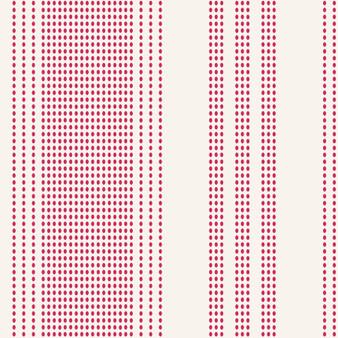 TILDA  BASIC Tea Towel Shortcake Stripes in Red , 100% Cotton. TILDA BASICS, Elegante Virgule Canada, Canadian Quilt Shop, Quilting Cotton