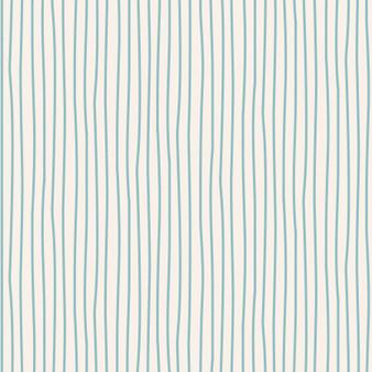TILDA CLASSIC BASICS Pen Stripe in Light Blue, 100% Cotton. TILDA BASICS, Elegante Virgule Canada, Canadian Quilt Shop, Quilting Cotton
