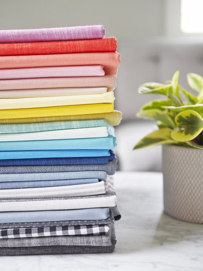THEN CAME JUNE, Palette Picks, FQ Bundle of 24 Fabrics - ELEGANTE VIRGULE CANADA, Canadian Quilt Fabric Shop, Quilting Cotton, Fat Quarter Bundle