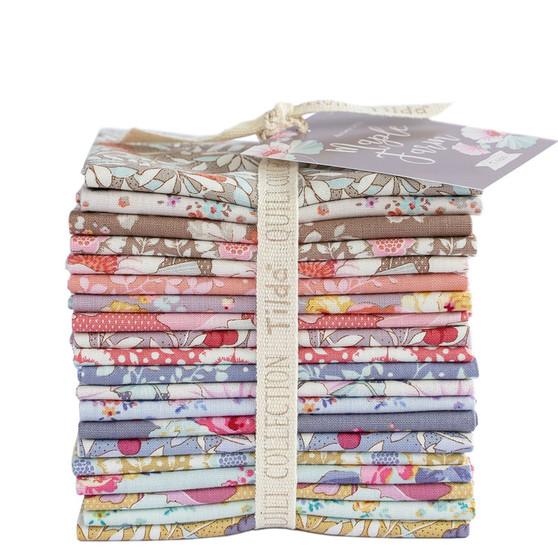 TILDA MAPLE FARM COLLECTION, Bundle of 20 fabrics - Elegante Virgule Canada