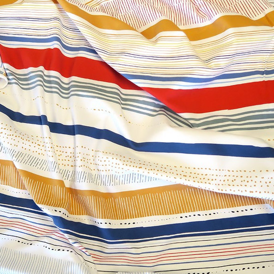 AGF ART GALLERY FABRICS - Aligned LINE STUDY - by the half-meter, ELEGANTE VIRGULE, Canadian Fabric Shop