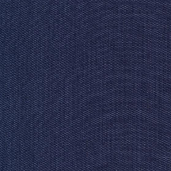 CLOUD 9, CIRRUS SOLIDS in Ocean,  100% ORGANIC Cotton - by the half-meter, ELEGANTE VIRGULE, CANADIAN FABRIC SHOP