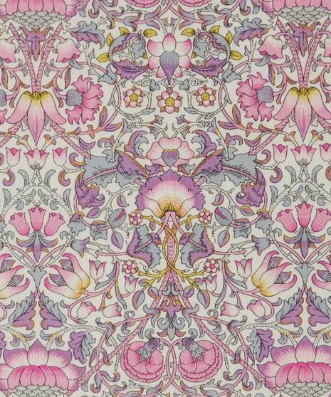 LIBERTY OF LONDON - LODDEN F Purple 100% Cotton Tana Lawn, Per Half-Meter. Elegante Virgule Canada, CANADIAN FABRIC SHOP. Quilt Shop