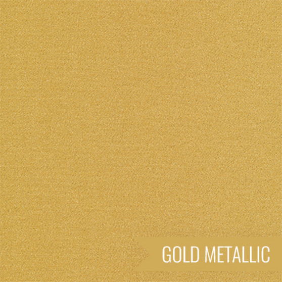 CLOUD 9, GLIMMER SOLIDS in Gold Metallic,  100% ORGANIC Cotton - by the half-meter, ELEGANTE VIRGULE CANADA, CANADIAN FABRIC SHOP, Quilting Cotton, Organic Fabric