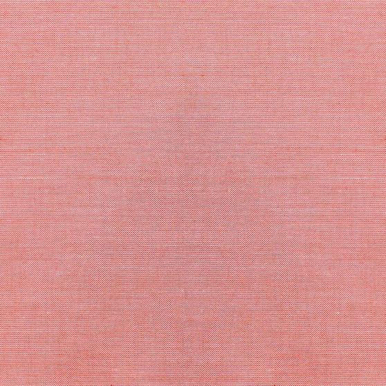 TILDA CHAMBRAY, Coral - TILDA BASICS, ELEGANTE VIRGULE CANADA, Canadian Fabric Shop, Quilting Cotton