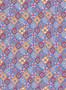 LIBERTY OF LONDON - ENAMOUR Blue 100% Cotton Tana Lawn, Per Half-Meter