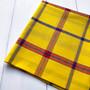 Elegant Virgule - DELUXE MADRAS Fat Quarter Bundle, 10 pieces, 100% cotton, 20x20 inches (50x50 cm). Canadian Fabric Shop. Montreal Canada