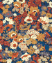 LIBERTY OF LONDON - THORPE L Orange 100% Cotton Tana Lawn, Per Half-Meter, CANADIAN SHOP. LIBERTY IN CANADA, Elegante Virgule, Quilting Shop