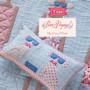 TILDA  BON VOYAGE, My Dog Pillow Kit DIY, Elegante Virgule Canada