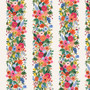 RIFLE PAPER CO Wildwood - Garden Party Vines in Cream, 100%  Rayon