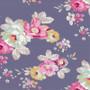 TILDA Maple Farm in BLUEBERRY / SLATE, Fat Quarter Bundle of 5 Fabrics - Elegante Virgule Canada Fabric Shop