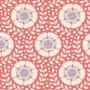 TILDA Maple Farm in MAUVE / ROSEHIP, Fat Quarter Bundle of 5 Fabrics - Elegante Virgule Canada Fabric Shop