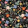 RIFLE PAPER CO, Strawberry Fields HUNTER - Bundle of 6 Fabrics,  ELEGANTE VIRGULE CANADA, CANADIAN FABRIC SHOP