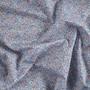 LIBERTY OF LONDON - ELOISE D Blue 100% Cotton Tana Lawn, Per Half-Meter, CANADIAN SHOP. LIBERTY IN CANADA, Elegante Virgule, QUILT SHOP