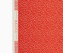 RIFLE PAPER CO Basics, TAPESTRY DOT in Rifle Red - by the half-meter