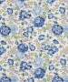 LIBERTY OF LONDON - FELICITE C Blue 100% Cotton Tana Lawn, Per Half-Meter. CANADIAN SHOP. LIBERTY IN CANADA, Elegante Virgule, Quilting Shop