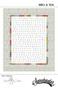 "MODA MODA SWEETWATER Animal Crackers, ABC'S & 123'S Quilt Kit 35"" x 44"" (90 x 110 cm) - ELEGANTE VIRGULE CANADA, CANADIAN FABRIC SHOP, Quilting Cotton"