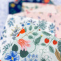 """JELLY BEAN JAR PILLOW in Rifle Paper Co - Pillow Kit 18"""" x 18"""" (45 x 45 cm),  ELEGANTE VIRGULE CANADA, CANADIAN FABRIC SHOP, Quilting Cotton"""