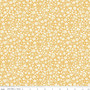 LIBERTY FABRICS, CARNABY COLLECTION Bohemian Brights - Bloomsbury Silhouette E Yellow - by the half-meter - ELEGANTE VIRGULE CANADA, Canadian Quilting Shop - Liberty of London, Quilting Cotton
