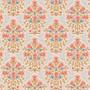 TILDA WINDY DAYS Breeze in Coral - Elegante Virgule Canada, Quilting Cotton, Montreal Quebec Quilt Shop