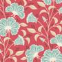 TILDA WINDY DAYS Stormy in Dusty Red - Elegante Virgule Canada, Quilting Cotton, Montreal Quebec Quilt Shop