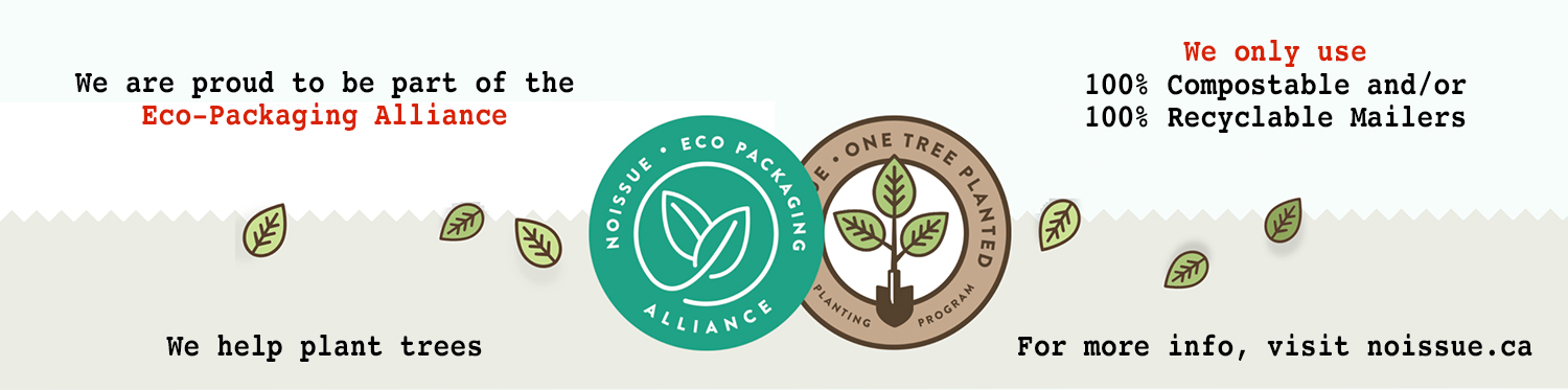 We are part of the Eco-Packaging Alliance