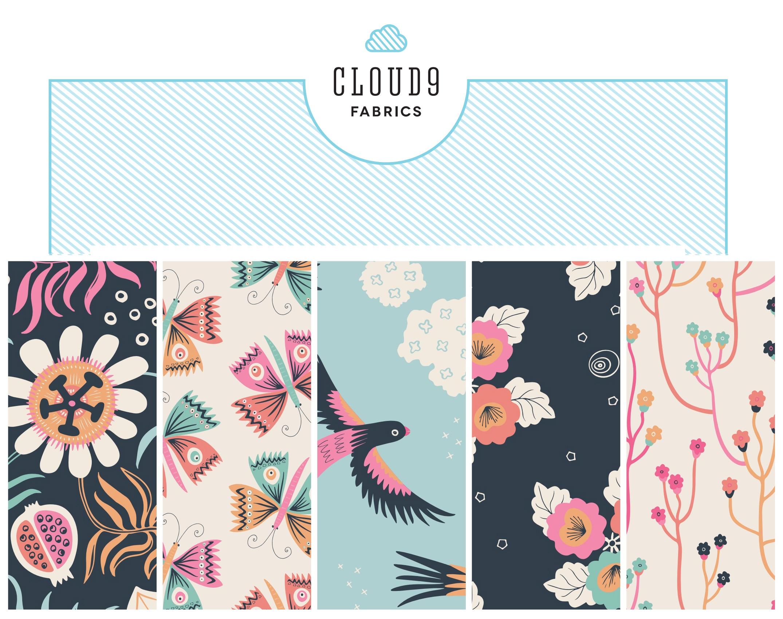 Cloud 9 Tropical Garden