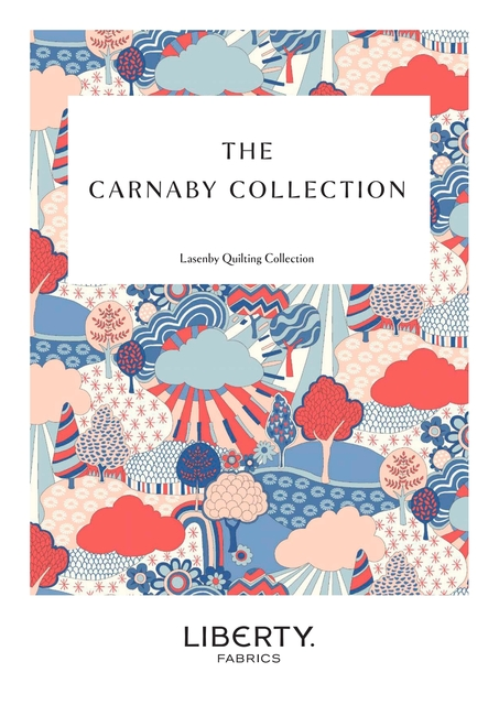 The Carnaby Collection - Liberty Fabrics