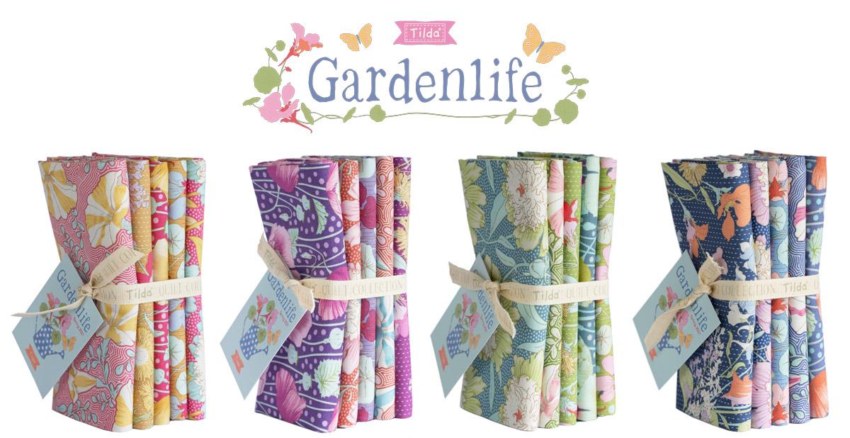 TILDA Gardenlife Collection