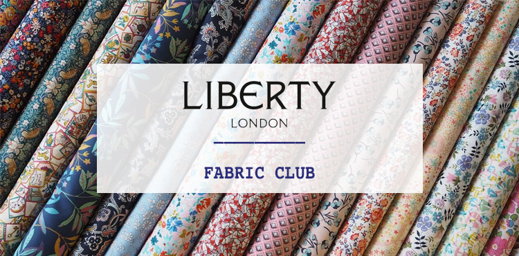 LIBERTY OF LONDON FABRIC. CLUB