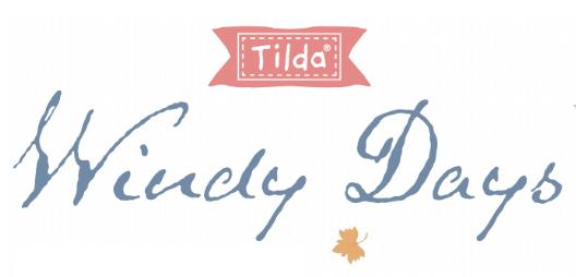 TILDA Windy Days - ELEGANTE VIRGULE CANADA