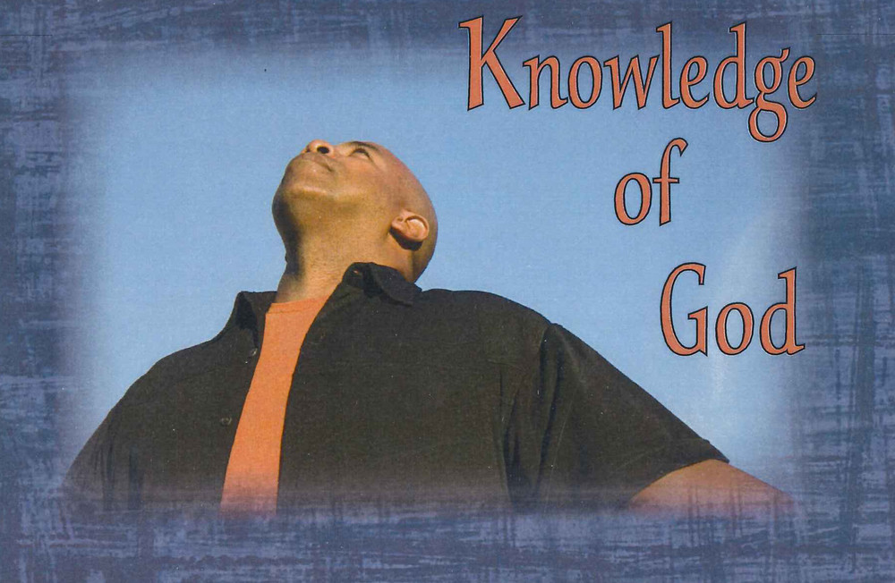 Knowledge of God - CD Series