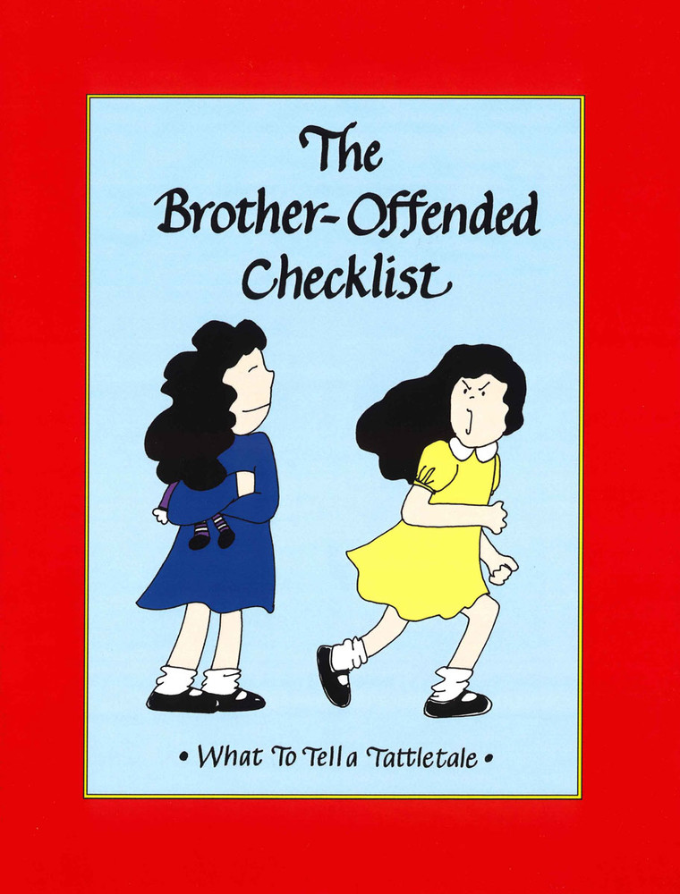 Brother-Offended Checklist