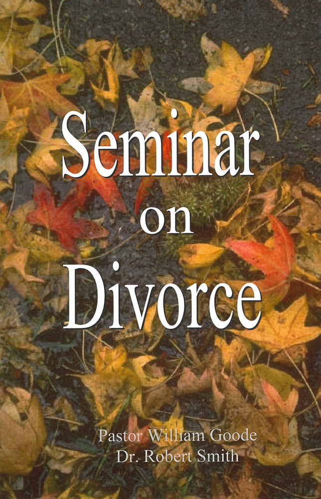 Seminar on Divorce