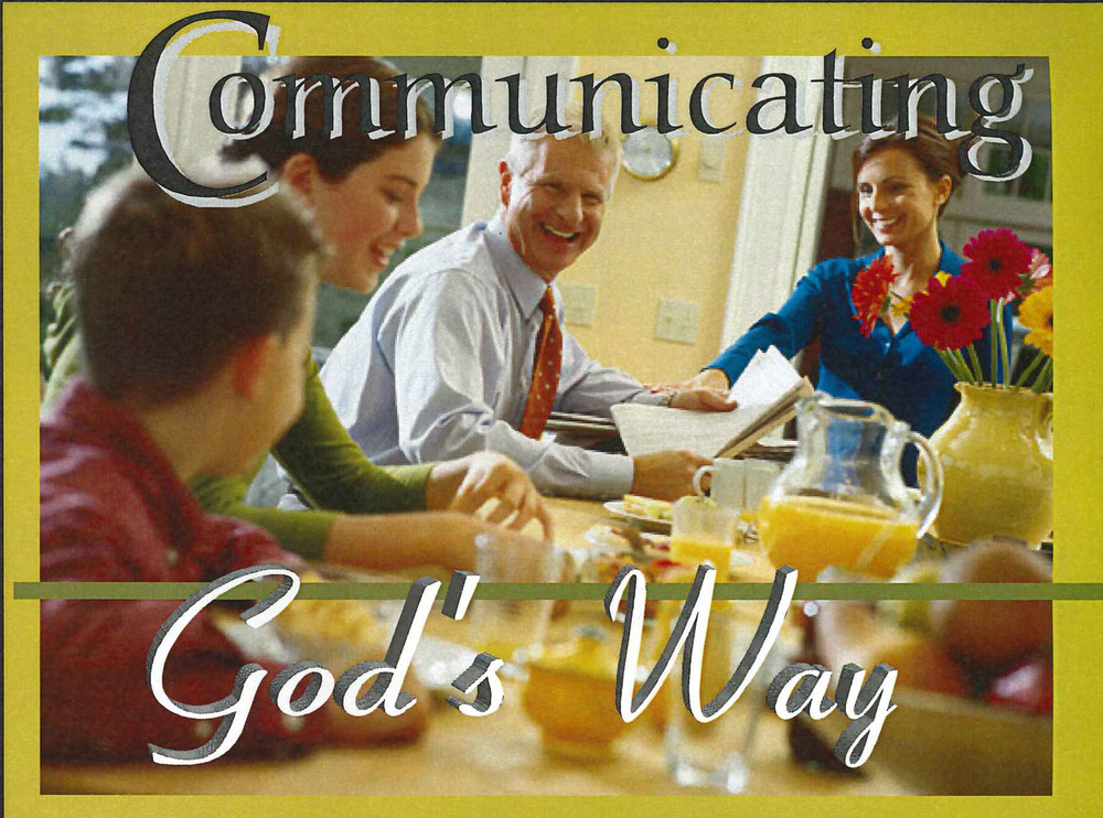 Communicating God's Way - CD Series