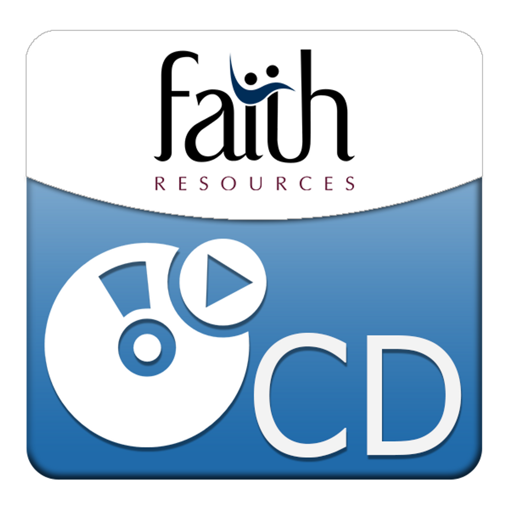 Counseling People Who Struggle with Bitterness - Audio CD