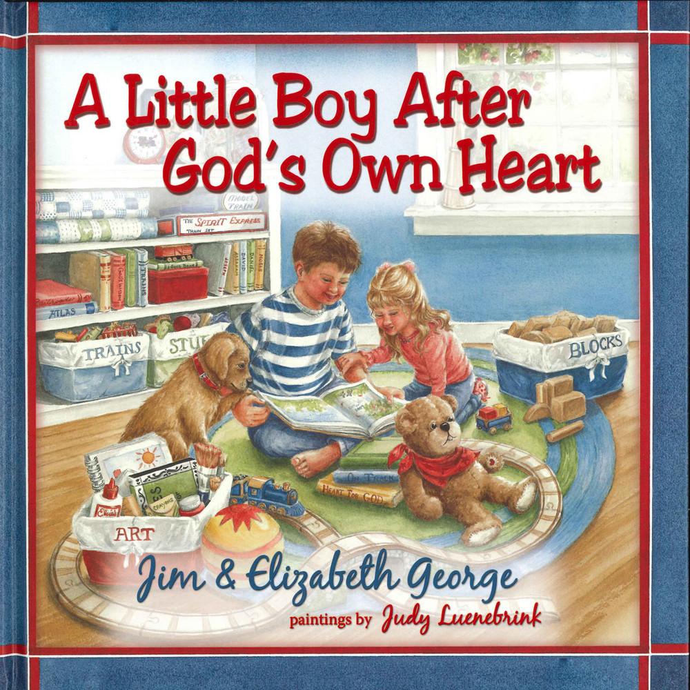 Little Boy After God's Own Heart