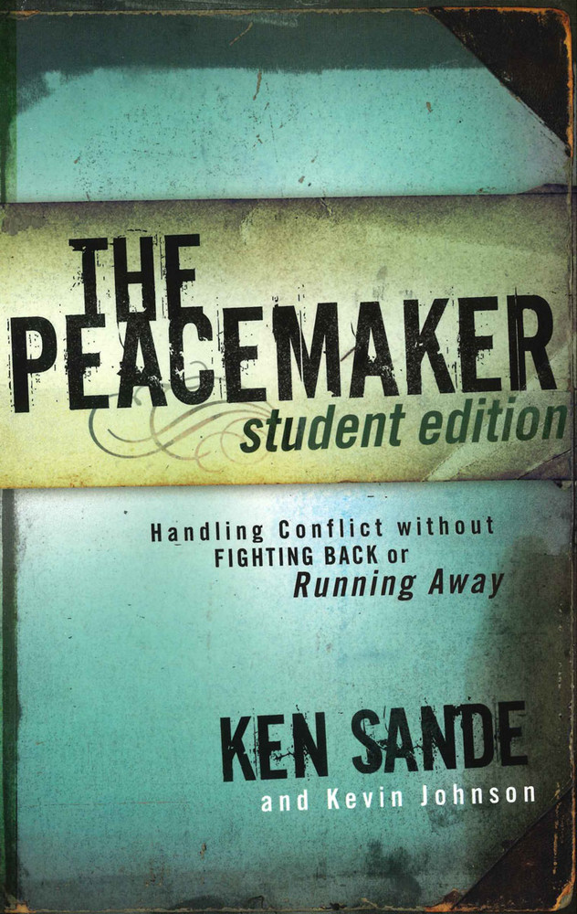 Peacemaker - Student Edition