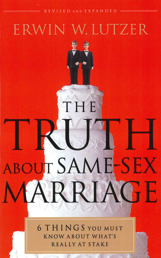 Truth About Same-Sex Marriage