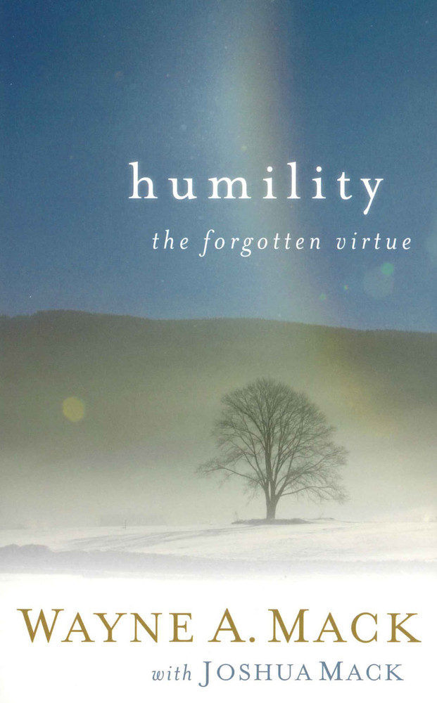 Humility: The Forgotten Virtue