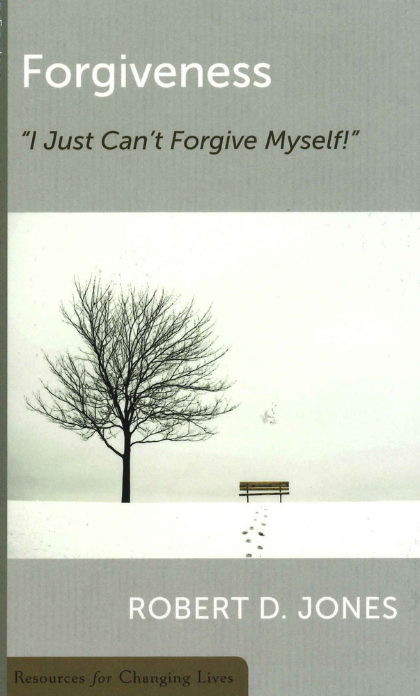 Forgiveness; I Just Can't Forgive Myself