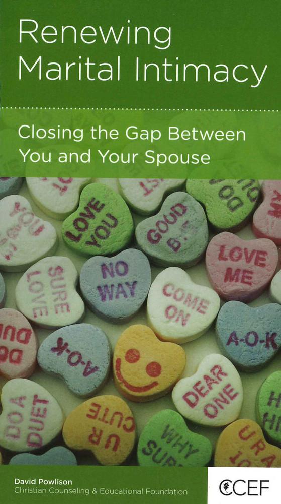 Renewing Marital Intimacy