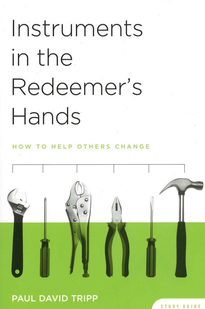Instruments in Redeemer's Hands - Study Guide