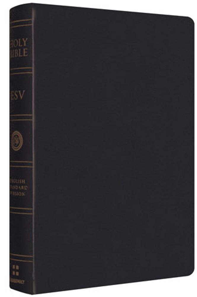 ESV Personal Size Reference Bible (TruTone, Black)