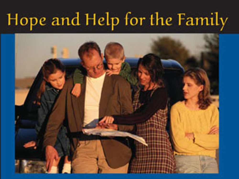 Hope & Help for the Family MP3 Series