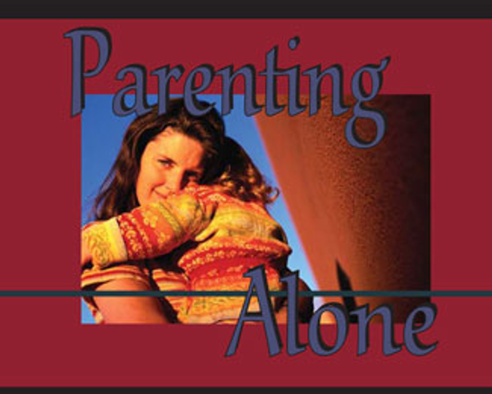 Parenting Alone MP3 Series