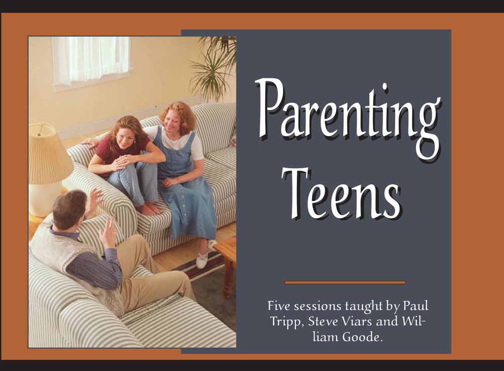 Parenting Teens MP3 Series