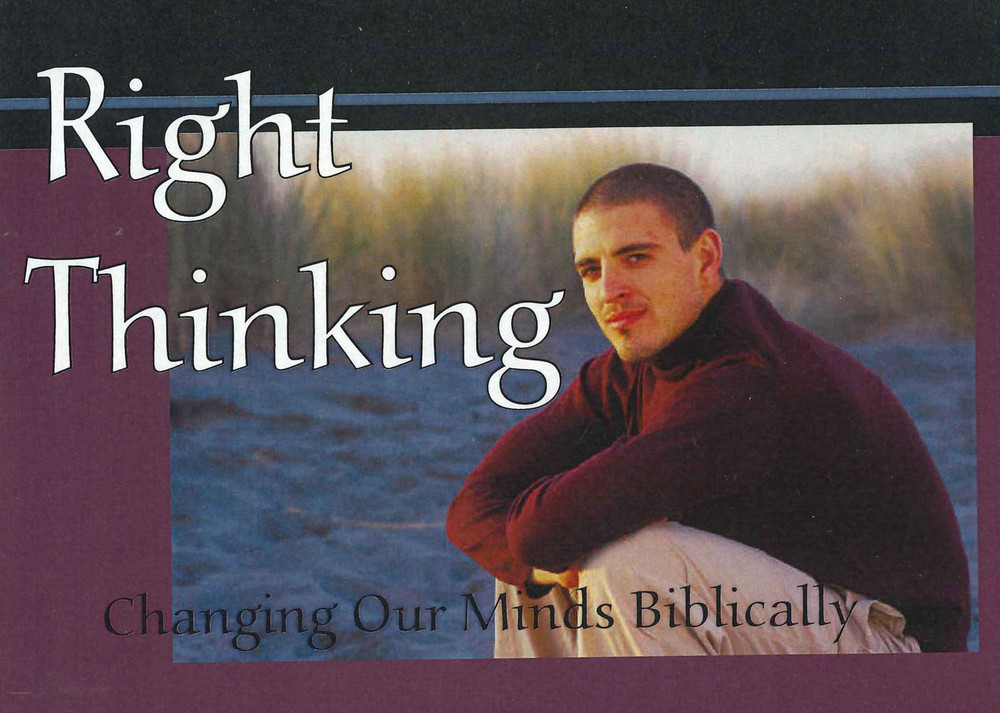 Right Thinking MP3 Series