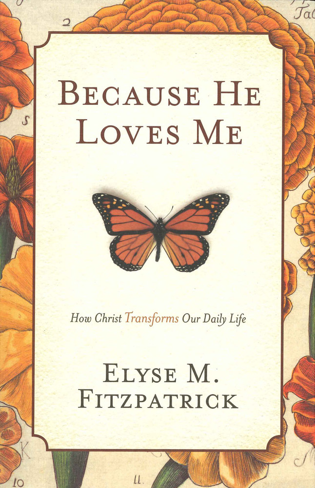 Because He Loves Me eBook
